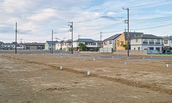 CASE 2.隣接地の土地を買収したい。