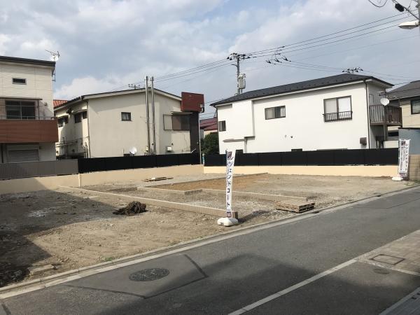 土地レジェンドコート市川2丁目3期JR中央・総武線市川駅未定