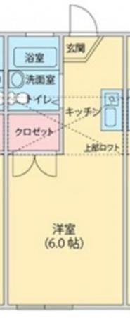 アパートなみきレジデンス千葉県佐倉市上座400ー238京成電鉄本線ユーカリが丘駅2.8万円